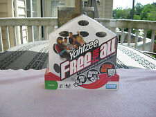 Yahtzee Free For All~It's Anyone's Game On Every Turn~New & Factory Sealed!