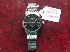 Tissot Le Locle Men's Steel AutomaticWatch  Ref. L164 264 on Steel Bracelet.
