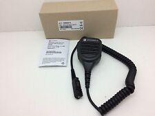 Globe Roamer Motorola PMMN4071 IMPRES Noise Cancelling Remote Speaker Mic
