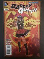 Harley Quinn #3 1:25 Retailer Incentive Steampunk 2014 DC Variant Comic Book NM+