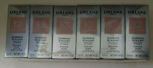 12 pks Orlane B21 OLIGO Vit-A-Min Vitalizing SCRUB 0.11oz Dry or Sensitive Skin