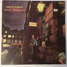 David Bowie-Ziggy Stardust-1972, Vinyl, LP, Record,England-LSP 4702-NM/Ex++