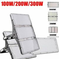 100W-300W LED Flood Light Outdoor Court Security Spotlight Garden Light Lamp US