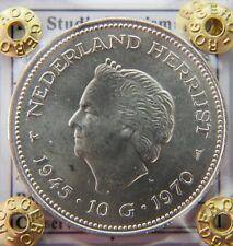 AA635-OLANDA - Juliana - 10 Gulden 1970