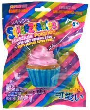 Squeezeables Squshies Scented Squeeze Toy, Cupcake
