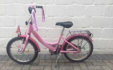 Fahrrad Rad Schönes Mädchenfahrrad 18 Zoll PUKY Prinzessin Lillifee