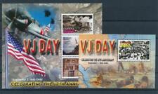 [G357974] Guyana 2005 War 2 good Sheets very fine MNH