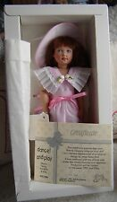 "Helen Kish Play and Dance Nanette 12"" vinyl jointed doll. Mint in box."