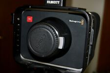 Blackmagic Cinema Camera 2.5k raw EF Mount canon