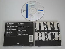 JEFF BECK/IL AND RÉTRO (EPIC 477781 2) CD ALBUM