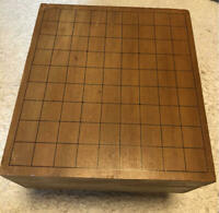 SHOGI BAN Only Board Table Game Chess Antique Vintage m2