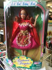 Enchanted Fairytales Little Red Riding Hood Doll Jakks Pacific 1997 NRFB