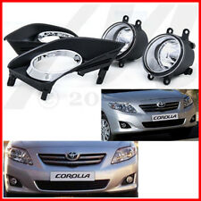 For 08-10 Toyota Corolla Bumper FogLights Set OE Replacement Driving Lamp JDM
