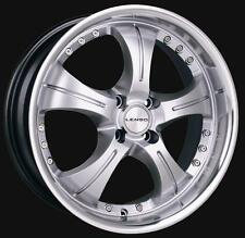 "17"" LENSO WORK 2 5x114.3 ALLOY WHEELS FIT NISSAN,TOYOTA,FORD,MAZDA,HONDA"
