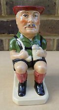 TONY WOOD Toby Jug - Man in Lederhosen