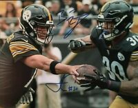 Ben Roethlisberger / Connor Autographed Signed 8x10 Photo ( Steelers ) REPRINT