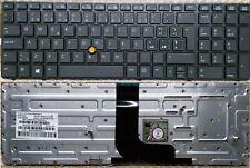 HP EliteBook 8560w 8570w Italiano con adesivi Tastiera