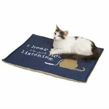 Cat Kitty Mat | Thermal Cat Mat Pad | Keeps Warm | Sleeping and Resting