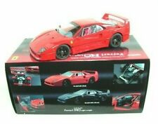 Kyosho 1/18 ferrari f40 light red k08412r