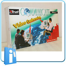 Camara Webcam Trust Communicate Victor II Windows 95 Vintage
