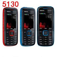 Original Nokia 5130 XpressMusic unlocked GSM Quadband mobile phone 2MP