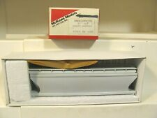 HO McKEAN MODELS 1600 UNDECORATED 47' ACF GRAIN HOPPER  FREIGHT CAR KIT