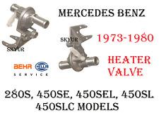 Heater Aluminum Water Valve For Mercedes 280S 450SL 450SLC 450SEL 450SE BEHR