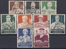 === DR Drittes Reich  Mi. 556-564 komplette Ausgabe gest., Kat. 160€ ===