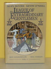 League of Extraordianry Gentlemen Vol 1 Hc - Sealed / New - Alan Moore - Abc