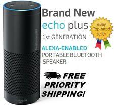 NEW Amazon Echo Plus Alexa Enabled Bluetooth Smart Speaker 1st Generation BLACK