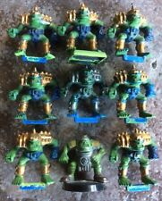 Warhammer Games Workshop Orco Blood Bowl Miniaturas Lote De 9