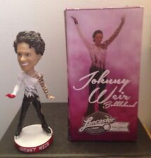 Johnny Weir Lancaster Bobblehead, US Olympics Figure Skating, NBC Broadcaster