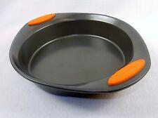 "Rachael Ray Oven Lovin 9"" Round NonStick Baking Pan ~ Cakes, Casseroles, Cobbler"