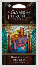 The Game of Thrones Card Game LCG: Beneath the Red Keep Chapter Pack FFGGT49