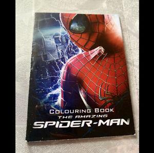 Spider-Man Colouring Book Disney