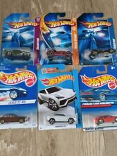 Hot Wheels - Various Years and Models Lot of 6 more rare models