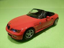 MINICHAMPS   BMW Z3 - RED 1:43 - RARE SELTEN - EXCELLENT CONDITION