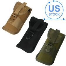 Tactical MOLLE Shockproof Protective Box Portable Outdoor Sunglasses Case Men