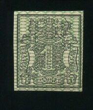 Al7) AD Hanover MiNr 9 * UNUSED