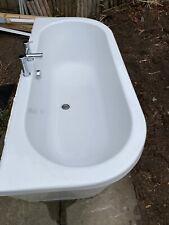 Used Bath Tub 1700x 750 White