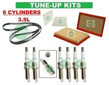 TUNE UP KITS for 08-12 ALTIMA MAXIMA MURANO (3.5L): SPARK PLUGS, BELT & FILTERS