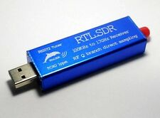 Sdr 0.1Mhz-1.7Ghz Tcxo Full-band receiver software Aviation band Rtl2832U+R820T2