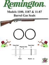 Remington Shotgun 1100 1187 11-87 12ga Barrel Gas Seal, Viton O-ring KIT, Qty 2