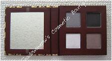 LORAC Silver Silk Powder Eye Shadow Palette .28 oz. Ltd Edition Free US Shipping