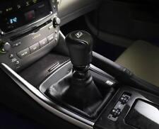 Lexus Genuine IS250 2006-2013 F-Sport Carbon Fiber Leather Shift Knob Manual