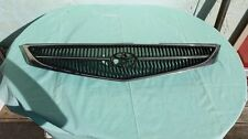 1999-2001 USED TOYOTA SOLARA FRONT GRILLE ASSEMBLY MISSING EMBLEM