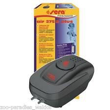 sera air 275 R plus - Membranpumpe, Luftpumpe, Sauerstoffpumpe, Durchlüfter