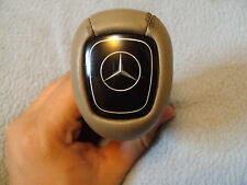 95 96 97 98 99 00 01 02 Mercedes S E ML C Class Shifter shift Gear Knob TAN