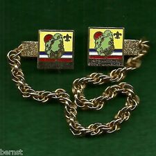 BOY SCOUT 1973 JAMBOREE SWEATER GUARD - FREE SHIPPING