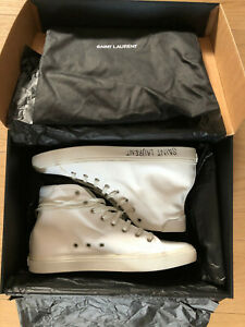 SAINT LAURENT !!! Malibu Sneaker Gr. 44 !!! Neu und Ungetragen !!! NP € 475 !!!